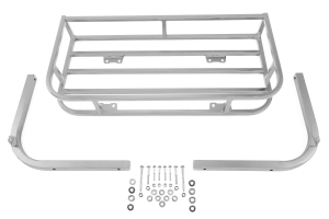 LOD Xpedition Series Trail Rack Bare Steel (Part Number: )