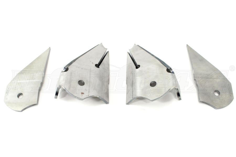 Artec Industries Rear Long Arm Fram Bracket (Part Number:JK2021)