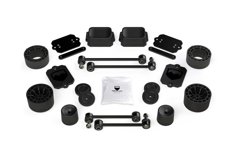 Teraflex 2.5in Performance Spacer Lift Kit  - JL 2Dr Sport/Sahara Only