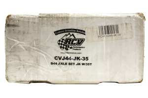 RCV Performance Dana 44 35 Spline Axle Shafts Front - JK