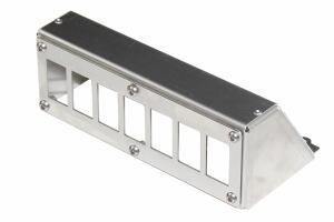 Motobilt Switch Panel Housing - Top Surface Mounted