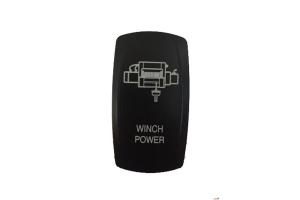 sPOD Winch Power Rocker Switch Cover