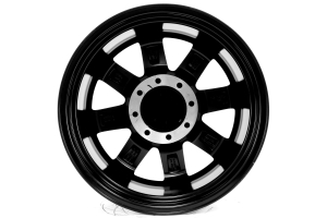 Moto Metal Wheels MO962 Gloss Black With Milled Accents 20x12 8x6.5
