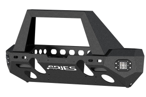 Aries Trail Chaser Front Bumper - JK