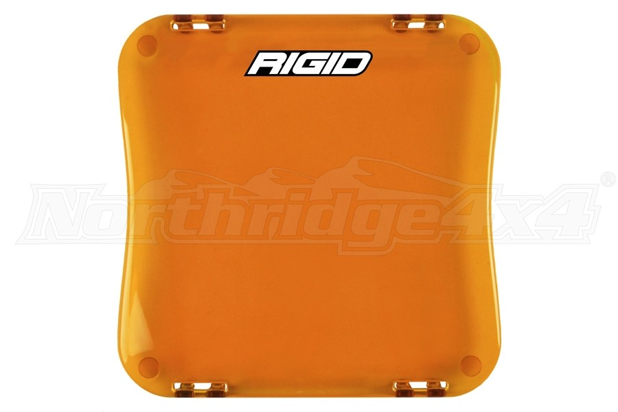 Rigid Industries D-XL Cover Amber (Part Number:321933)