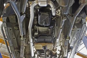 AFE Power Twisted Steel Header & Connection Pipe - Street Series - TJ/LJ