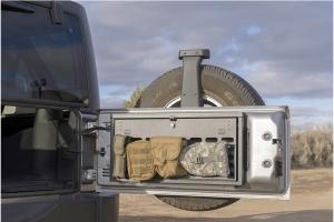 Tuffy Security Tailgate Lockbox MOLLE Storage   - JK