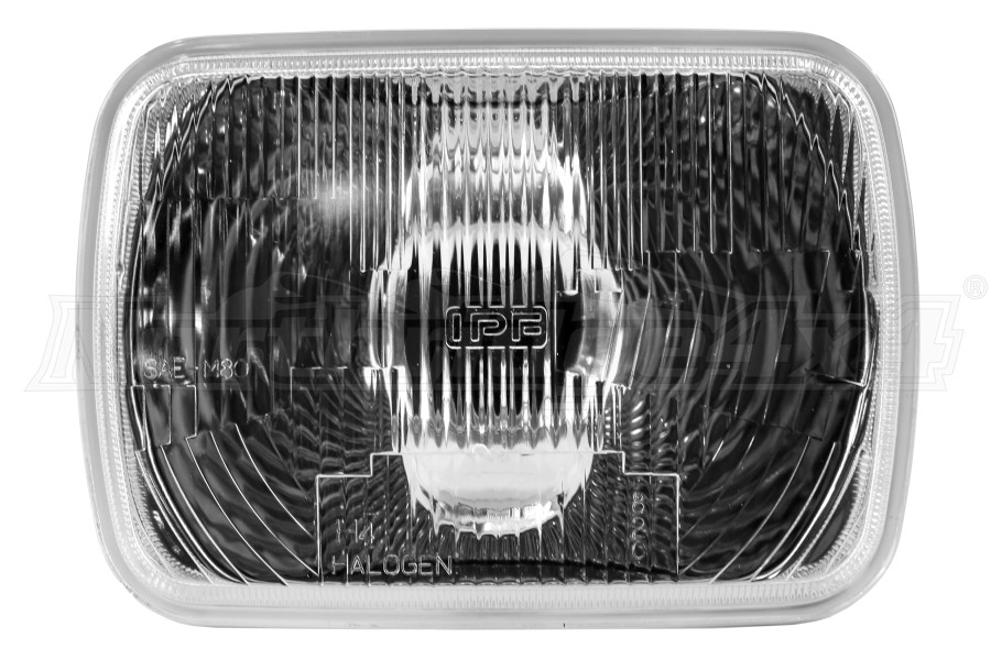 arb ipf h4 rectangular headlight insert 820h shipping arb ipf h4 rectangular headlight insert