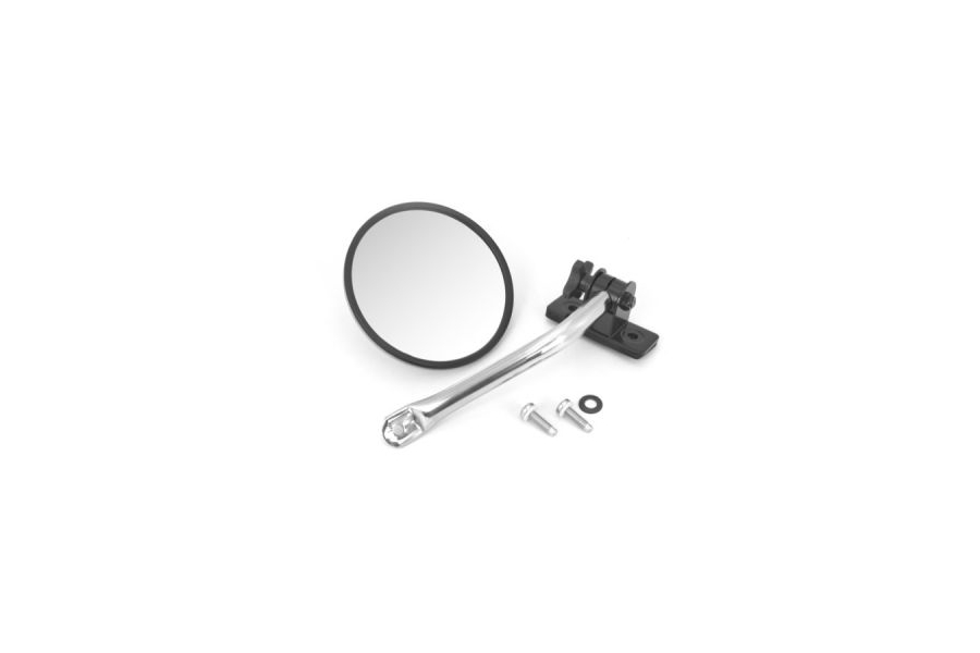 Rugged Ridge Single Mirror Relocation Kit (Part Number:11026.11)