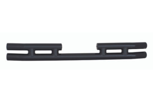 Smittybilt Tubular Rear Bumper With Out Hitch Gloss Black ( Part Number: JB44-R)