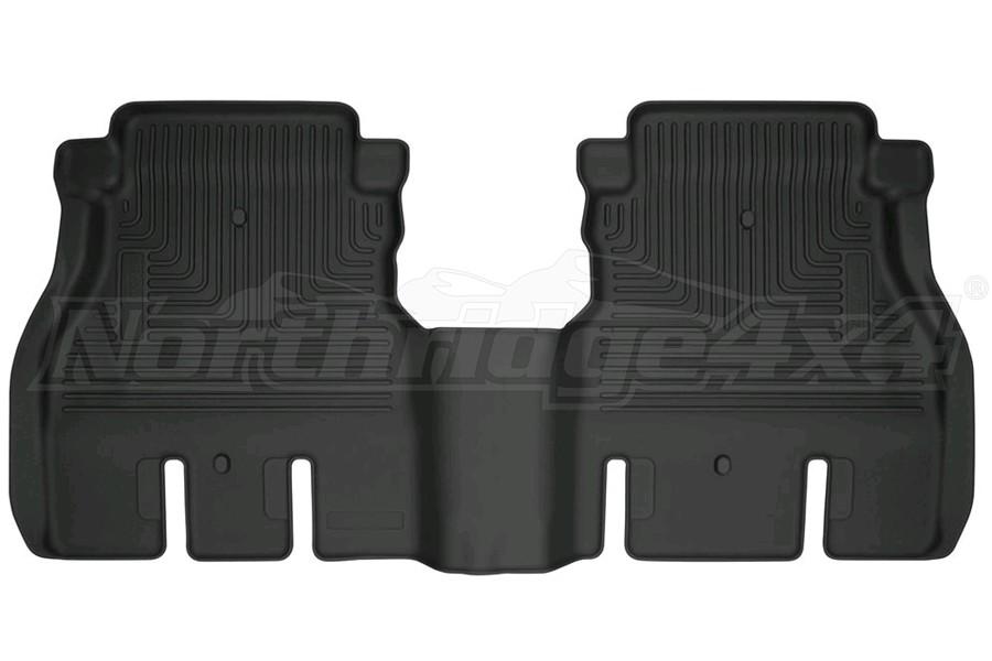 Husky Liners X-Act 2nd Seat Floor Liner - JL 4dr