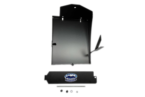 M.O.R.E. Dual Battery Tray ( Part Number: JKDBT12)