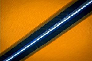 ARB Aluminum-Encased Awning Kit w/ LED Light Strip - 8.2ft x 8.2ft