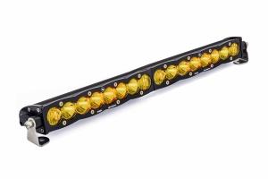 Baja Designs S8, 20in Combo Light Bar, Amber