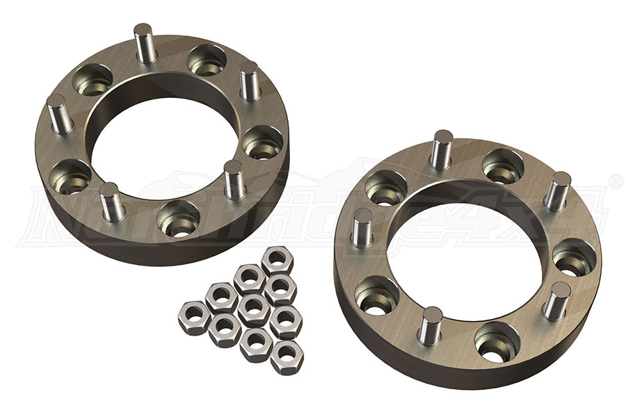 Teraflex Wheel Spacer Kit 5x5.5 1.25in  - CJ