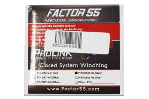 Factor 55 Prolink Shackle Mount  (Part Number: )