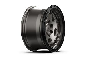 Fifteen52 Turbomac HD Series Wheel, 17x8.5 6x5.5 - Magnesium Grey - Ford Bronco
