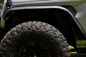 Fishbone Offroad  Elite Front Steel Fenders - JT/JL 2dr