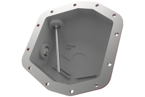 aFe Power Pro Series D44 Rear Differential Cover w/ Machined Fins - Red   - JT 3.6L