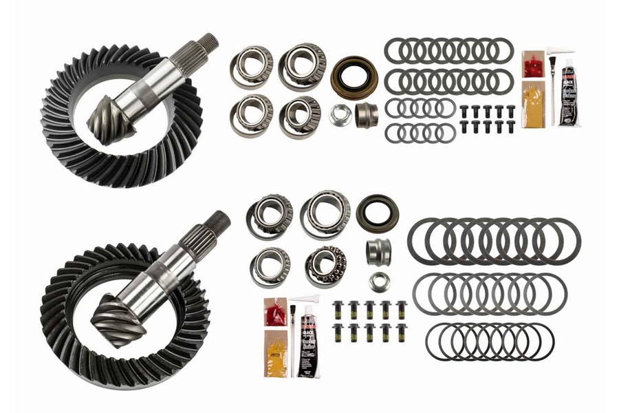 Motive Gear D30/D44 Front and Rear Ring and Pinion Kit - 5.13 - JL Non-Rubicon
