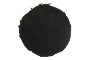 Chemical Guys 4.5in Black Optics Microfiber Cutting Pad