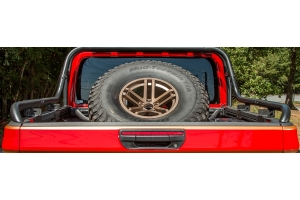 Rugged Ridge Bed-Mounted Spare Tire Carrier  - JT