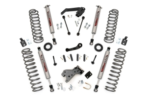 Rough Country 4IN Suspension Lift Kit w/Premium N3 Shocks (Part Number: )