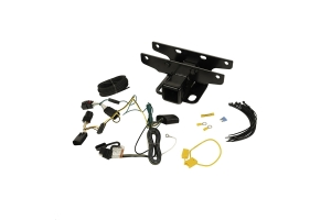 Rugged Ridge Receiver Hitch Kit w/ Wiring Harness  - JL