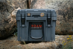 Roam Rugged Case - Slate, 105L