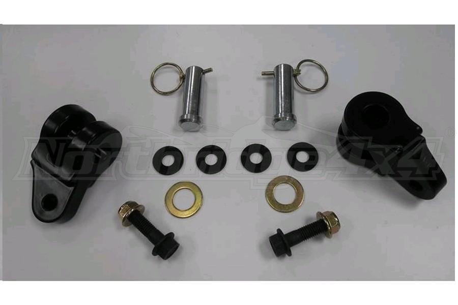 Maximus-3 Blue Ox Adapters Lugs (Part Number:JK1009TA)