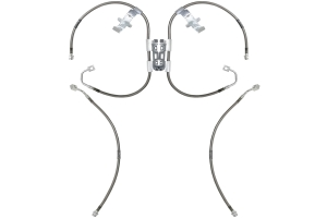 Rubicon Express 4.5/5.5in Sport Lift Kit w/ 2.5 Monotube Shocks - JT