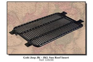 Gobi Roof Rack Sun Roof Insert ( Part Number: GJJKSRI)
