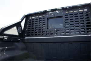 Fishbone Offroad Chase Rack w/ Window Panel - JT