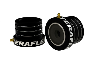 Teraflex JK High Performance Tera30/44 Front Axle Tube Seal - w/ 1/4in Wall Tube (Part Number: )