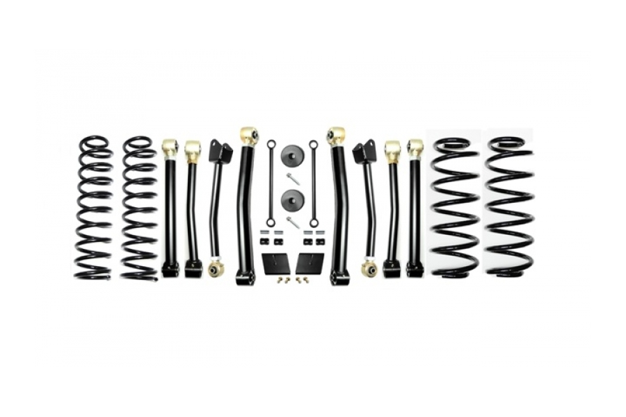 EVO Manufacturing 2.5in Enforcer Lift Kit Stage 4 (Part Number:3011S4)