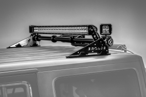 T-REX ZROADZ MegaWatt Package Hard Top Model Modular Roof LED Light Bar Mount Combo A (Part Number: )