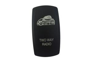 sPOD Two Way Radio Rocker Switch Cover