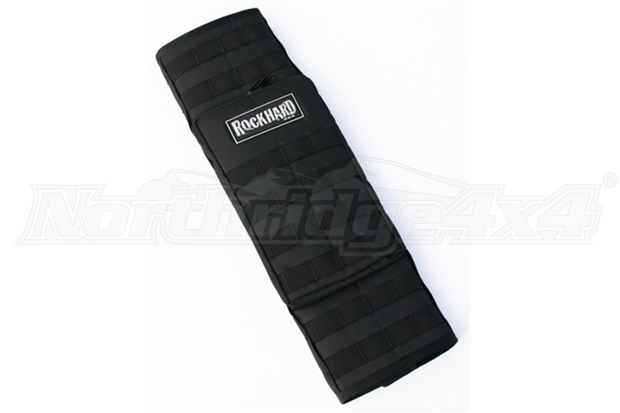Rock Hard 4x4 Molle Cage Cargo Wrap, Front 20.5in x 7in (Part Number:RH-1401)