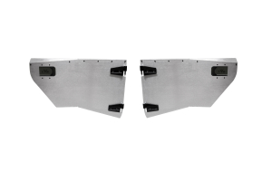 EVO Manufacturing Front and Rear Half Door Sets Aluminum - JK 4dr