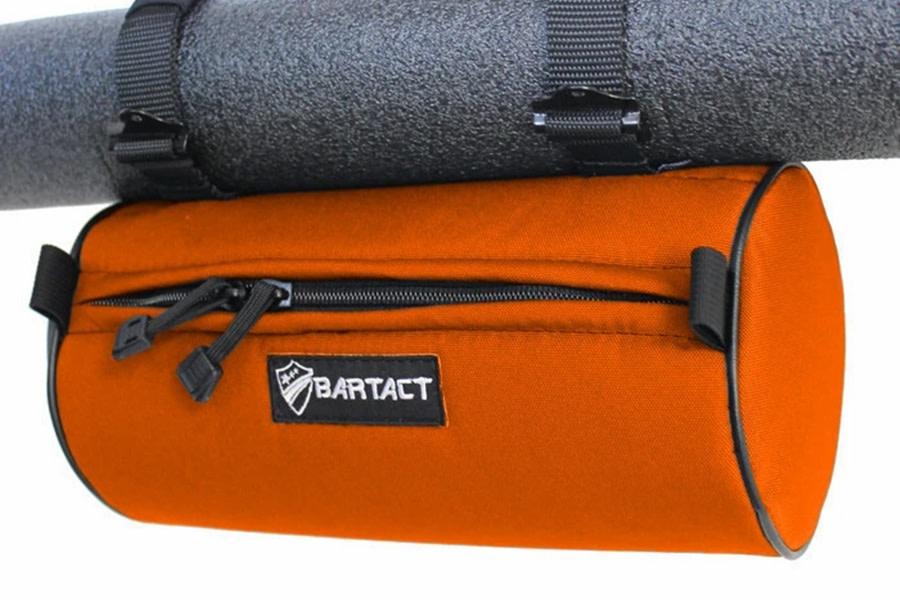 Bartact Roll Bar Barrel Bag - Medium, Orange