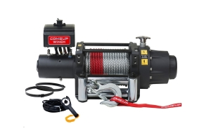 Comeup Seal Gen2 Recovery Winch w/ Wire Rope (Part Number: )