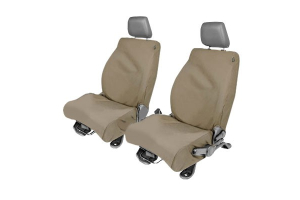 AEV Front Seat Covers  Khaki - JK 2007-12