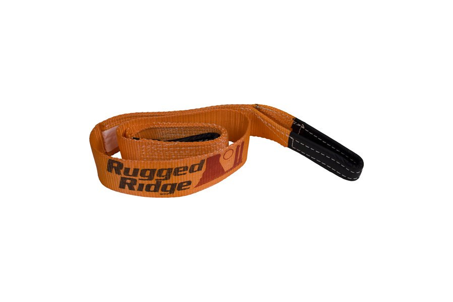 Rugged Ridge 6ft x 3in Tree Trunk Protector - 30,000lb WLL