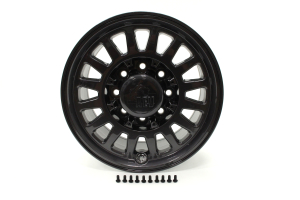 AEV Salta HD Wheel Onyx Black 17x8.5 8x6.5 (Part Number: )