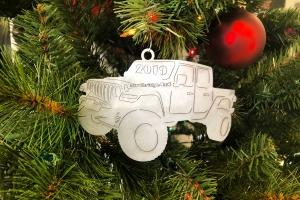 Northridge4x4 2019 Christmas Ornament