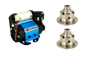 ARB Pair of Lockers and Compressor Package