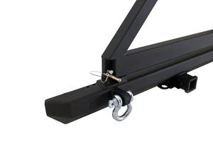 Smittybilt XRC Rear Bumper Hardware Kit for 76621 (Part Number: )