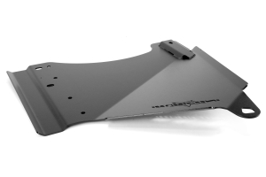 Rubicon Express Transfer Case Skid Plate Black (Part Number: )