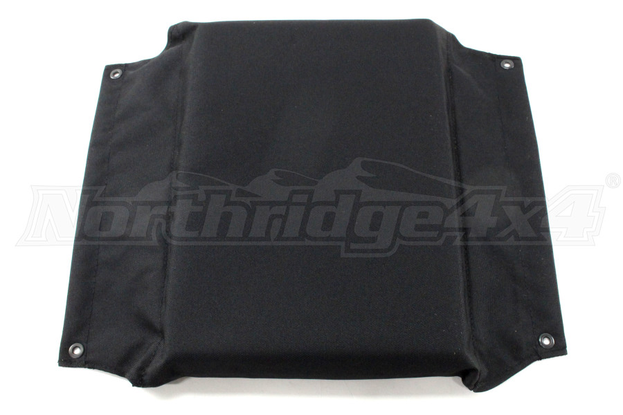 Misch 4x4 Products Center Console Pad Black (Part Number:JKCP150)