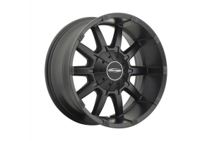 Pro Comp Xtreme Alloys Series 5050 10-Gauge Satin Black Wheel 20x9 5x5 (Part Number: )